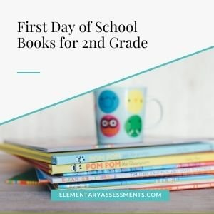 first day of school books for 2nd grade