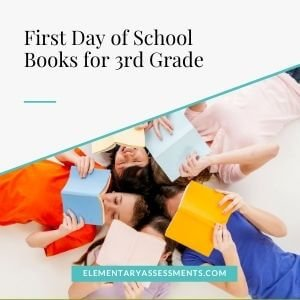 first day of school books for 3rd grade
