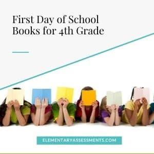 first day of school books for 4th grade