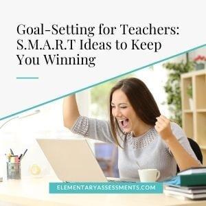goal setting for teachers examples