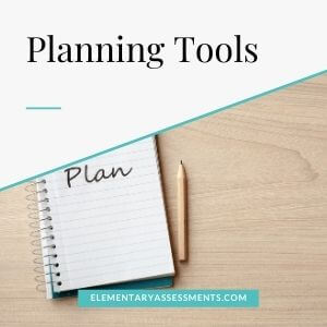 planning tools for teachers