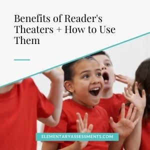 benefits of readers theaters