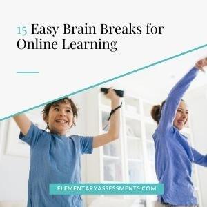 brain breaks online learning