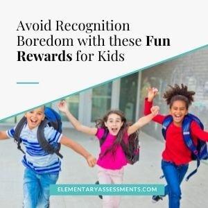 fun rewards for kids