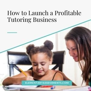 how to start a tutoring business