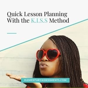 how to write a lesson plan quickly