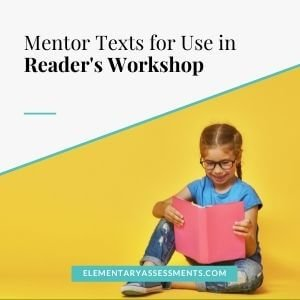 mentor texts for reading