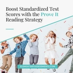 prove it reading strategy